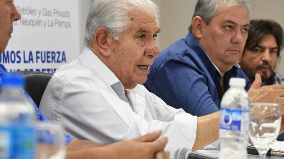 Para Pereyra la cuestión de fondo es el descongelamiento del precio del gas y el petróleo y la quita de las retenciones. (Foto: Juan Thomes)