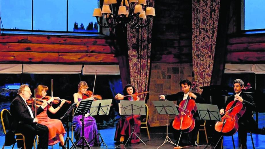 Orquesta Estación Buenos Aires se presentarán el jueves 5 de marzo.