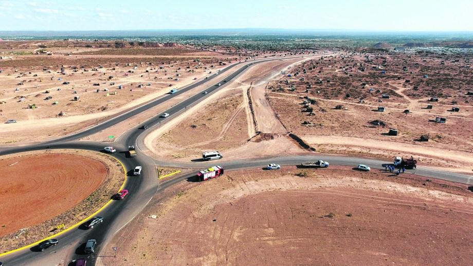 Los referentes del lugar insisten en que se regularicen las tierras que ya ocupadas.  (Foto: Fabián Ceballos.-)