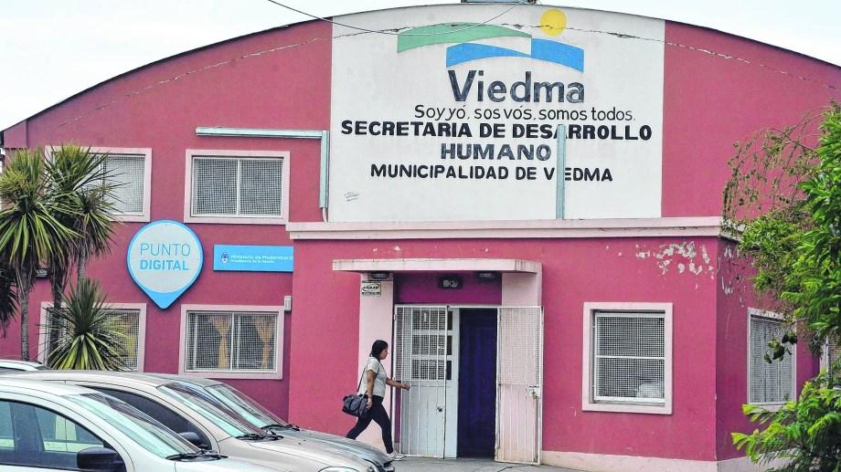 ´Con la tarjeta del municipio, se apunta a que las familias puedan recuperar autonomía en la compra de alimentos. Foto: Marcelo Ochoa
