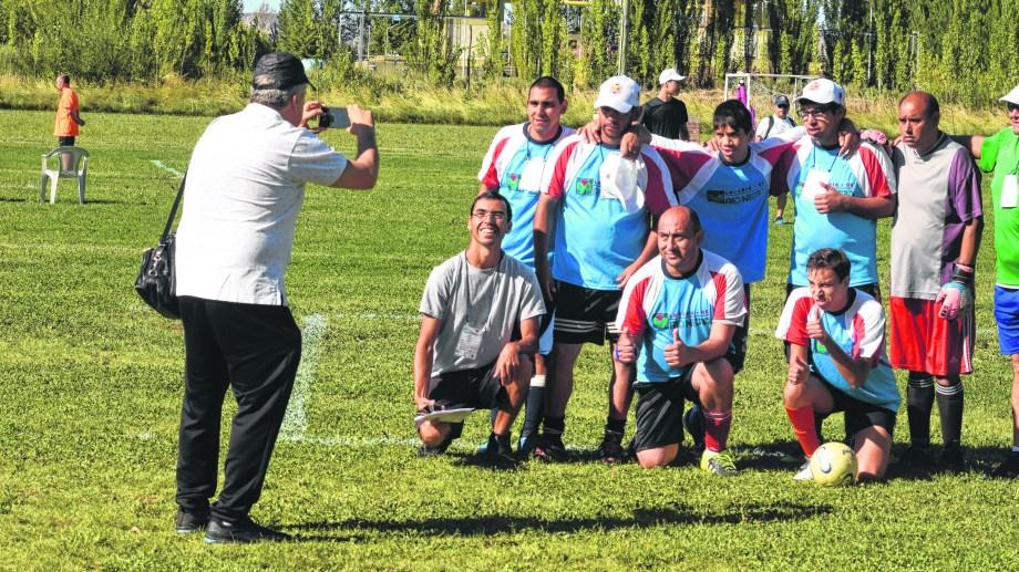 Los equipos están compuestos por jugadores que llegan de distintas delegaciones. (Foto: César Izza)