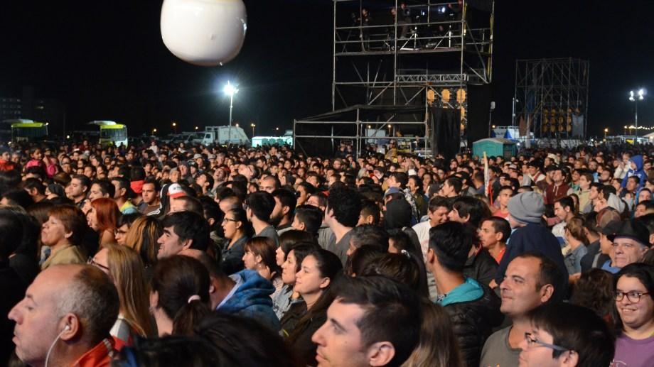 La Fiesta de la Confluencia comenzará el jueves y terminará el domingo. (Archivo Juan Thomes).-