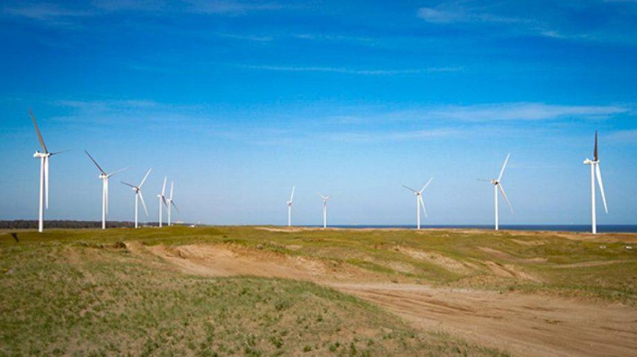 El parque eólico tendrá una capacidad máxima de 37,95 MW.