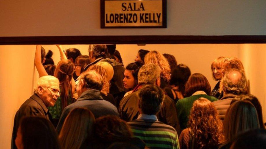Ahora la sala Lorenzo Kelly, del Complejo Cultural Cipolletti, ofrece cine comercial.   (Foto: Gentileza)