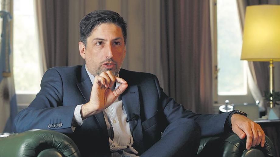 El ministro de Educación Nicolás Trotta habló sobre la vuelta a clases y las vacaciones de invierno. Foto archivo.
