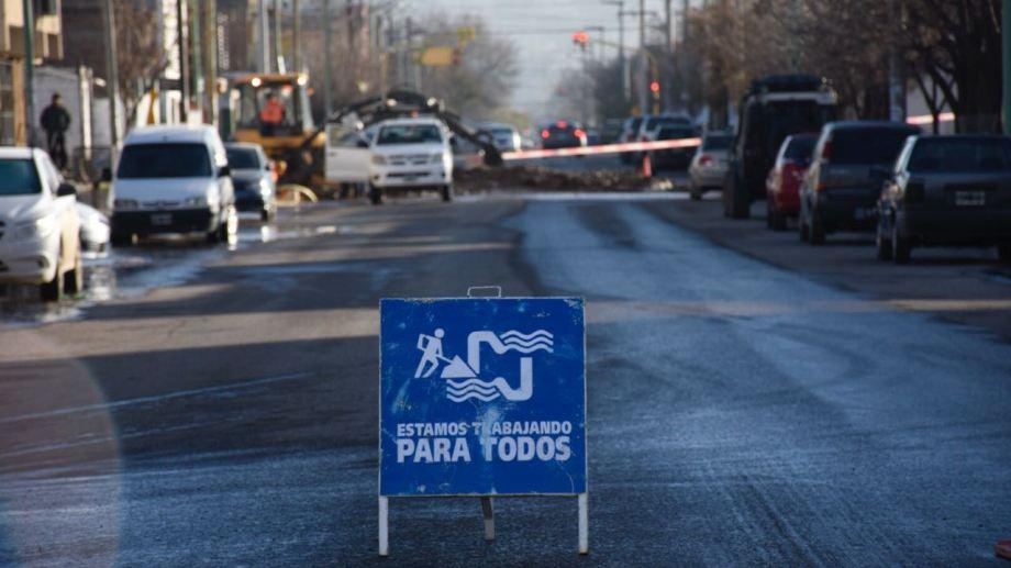 El EPAS concesiona el servicio de agua potable en Neuquén. Foto: Archivo Juan Thomes