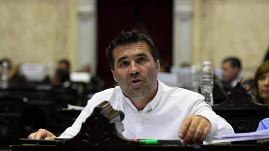 Martínez es diputado nacional por el Frente de Todos. Foto: Gentileza