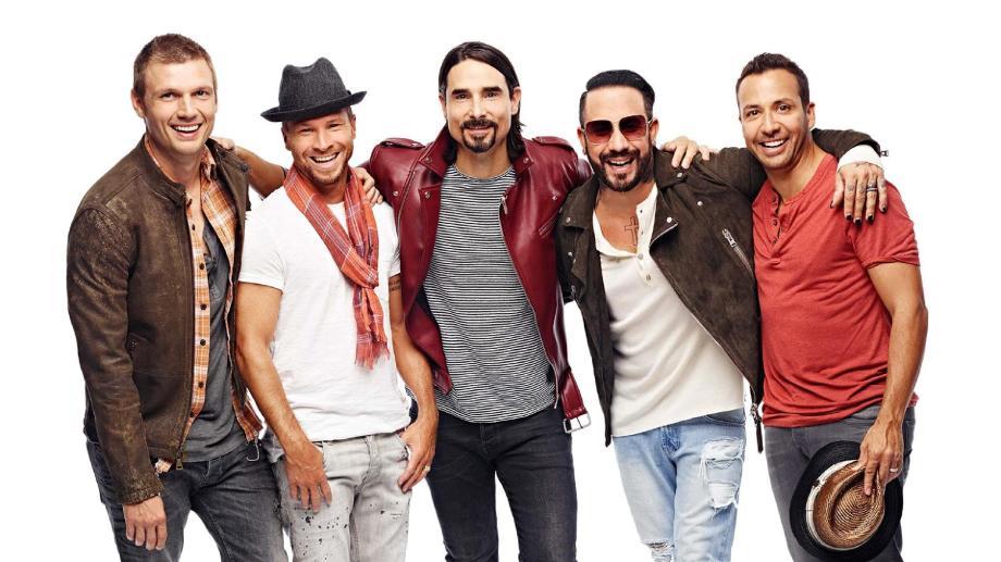 """Backstreet Boys volvió en 2019 con el disco """"DNA"""""""
