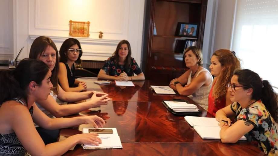El encuentro se llevó a cabo en Buenos Aires. Foto: gentileza