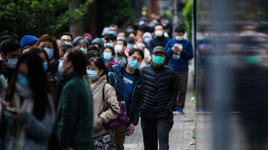 El coronavirus sigue aumentando sus cifras pese a los intentos del gobierno chino de ponerle un freno. (Foto gentileza)