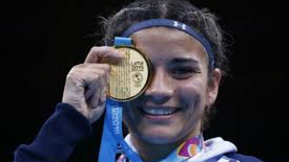 Leonella Sánchez dio positivo en un control antidoping. Gentileza.