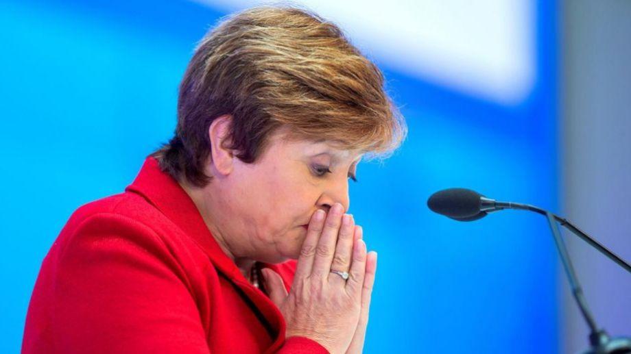 Georgieva se reunirá con Guzmán en las próximas semanas. Foto: archivo.-