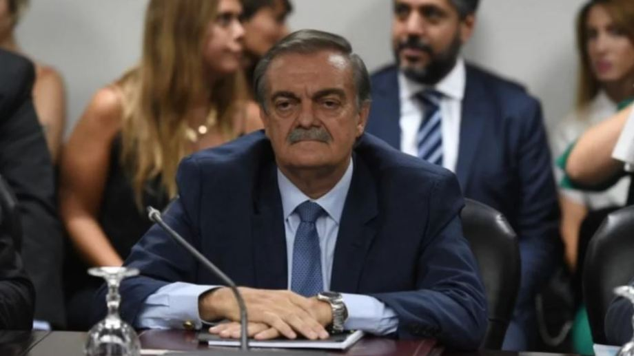 Alberto Lugones, presidente del Consejo de la Magistratura, alertó sobre la situación. (Foto gentileza)