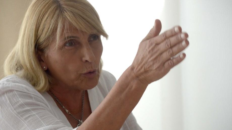 "la diputada Alma ""Chani"" Sapag. Foto: Archivo Matías Subat"