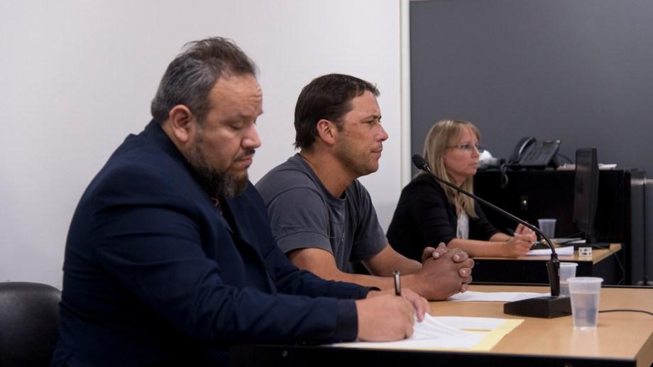 Juan Manuel Ocampo está imputado por el intento de femicidio de su expareja Elisa Gonzalez. Foto: archivo