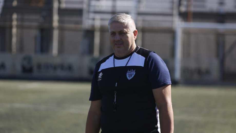 Priseajniuc apenas dirigió 3 partidos en el Albinegro. (Foto: Juan Thomes)