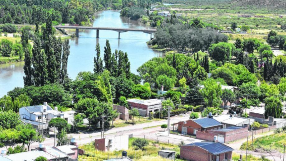 Río Colorado. Foto: archivo.