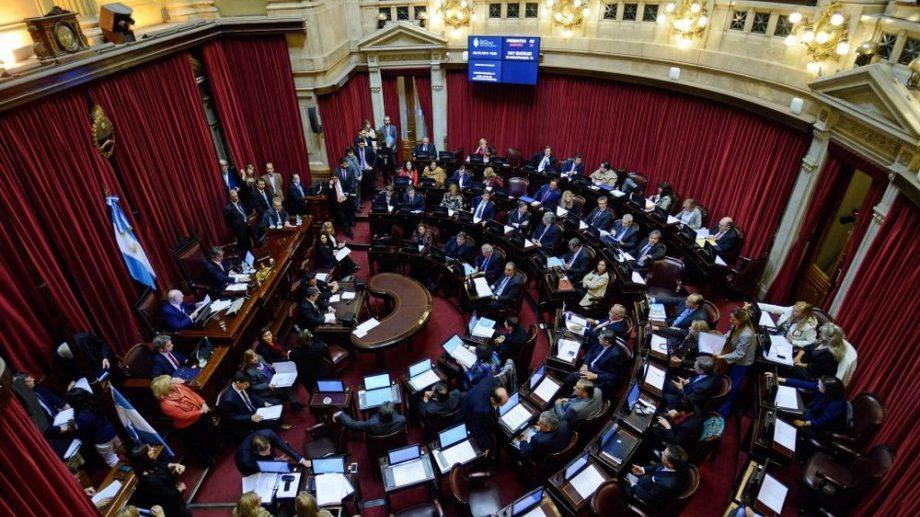 Días después de asumir el presidente Alberto Fernández, las senadoras presentaron el proyecto.