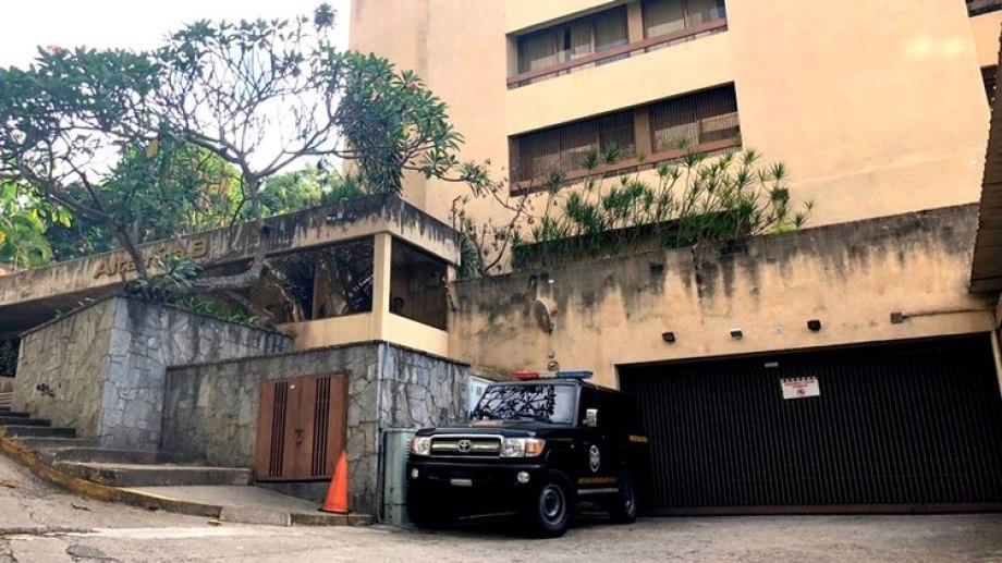 Los allanamientos se realizaron en la casa particular del tío del mandatario. Allí, sólo viven su esposa y sus hijos. (foto: gentileza)
