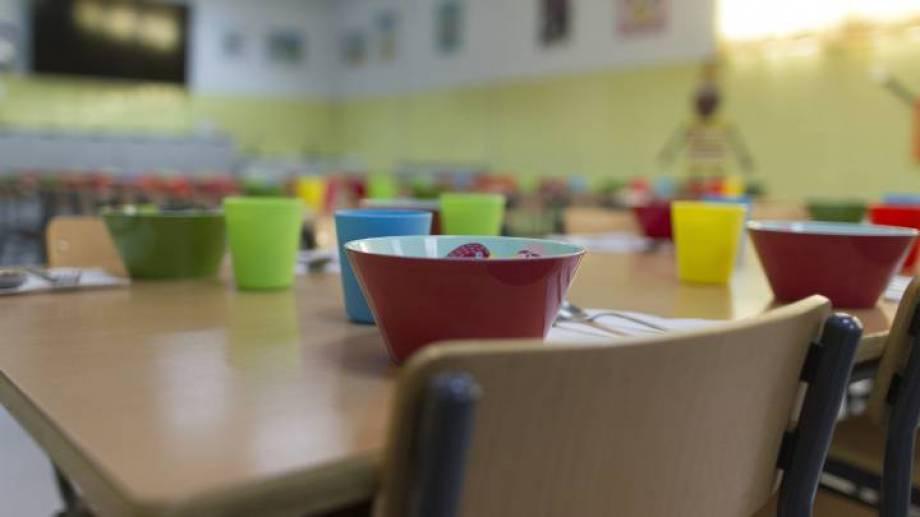 La situación en los comedores escolares es crítica, dicen desde la defensa pública.