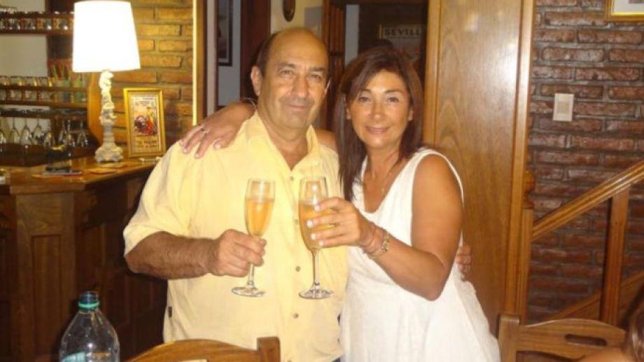 La hermana del doctor Pasarelli, Cecilia, compartió fotos en sus redes sociales. (Gentileza).-