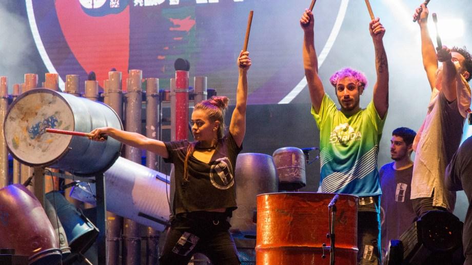 La Fiesta Nacional de la Actividad Física rompió récord, en medio de la Corrida de Cipolletti (Foto: Gentileza)