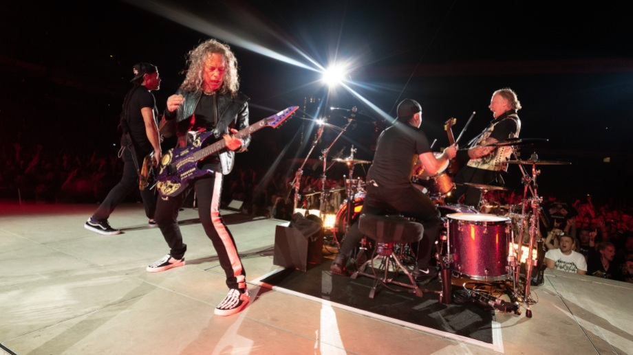 La banda si iba a presentar el 18 de abril en el Campo Argentino de Polo.