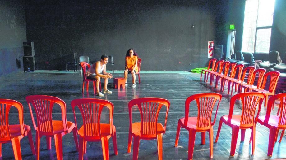 El teatro Deriva abrió sus puertas justo este año.