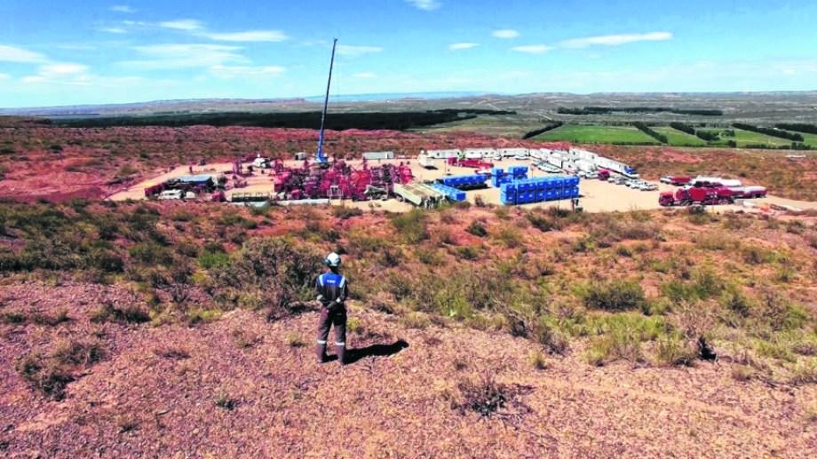 Loma Campana es el área más eficiente que hay en Vaca Muerta en materia de costos pero  ahora producirá solo la mitad.