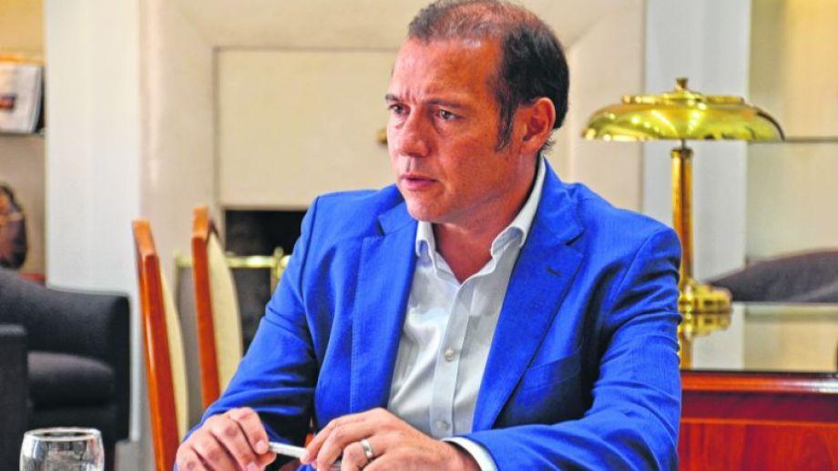El gobernador Omar Gutiérrez aseguró que sigue convencido del potencial de Vaca Muerta.