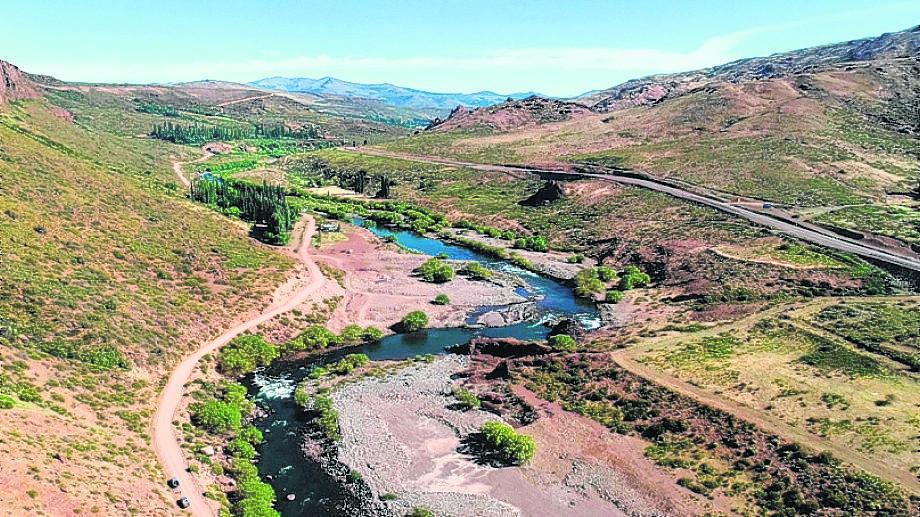 La represa estará ubicada a 20 kilómetros de Andacollo.