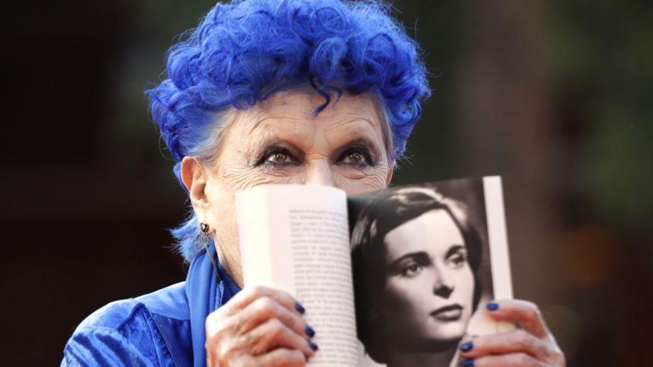 En su carrera Lucía Bosé actuó con directores españoles e italianos. (Foto AP).