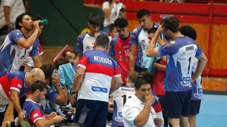 Gigantes aguarda la confirmación para volver a la Liga. (Foto: Juan Thomes)