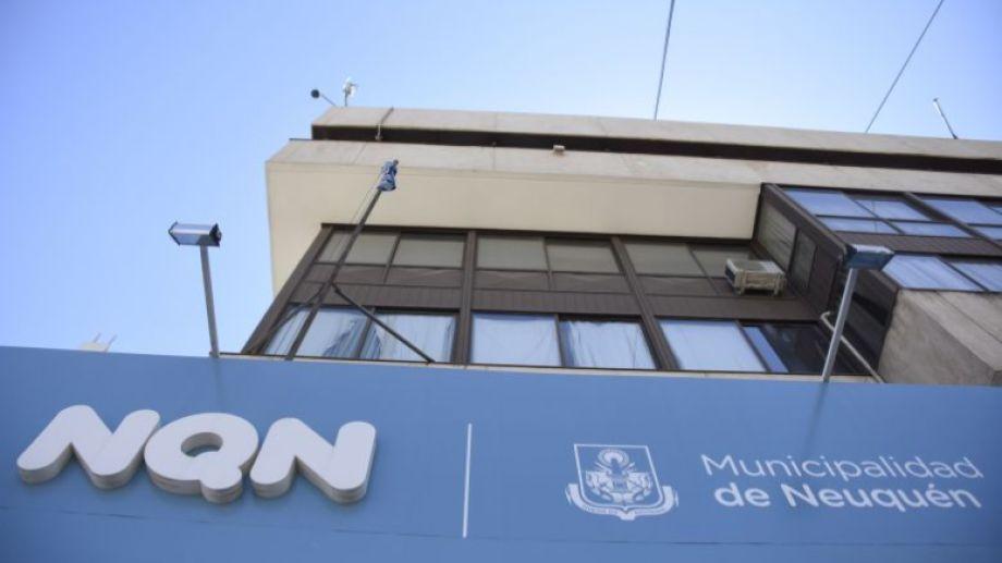 La Municipalidad de Neuquén. Foto: Juan Thomes