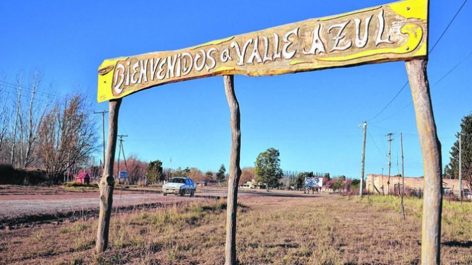 Los restos fueron encontrados en una isla a 15 kilómetros de Valle Azul. (Foto archivo)
