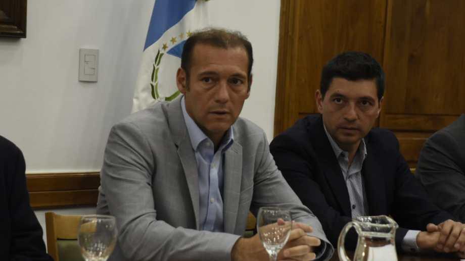 El gobernador Omar Gutiérrez podrá tomar crédito público por 140 millones de dólares, entre otras medidas. Foto: archivo Juan Thomes.