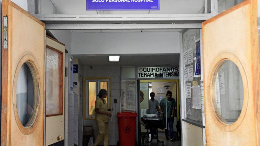 Día de la enfermera: reclamos salariales y de insumos en Neuquén