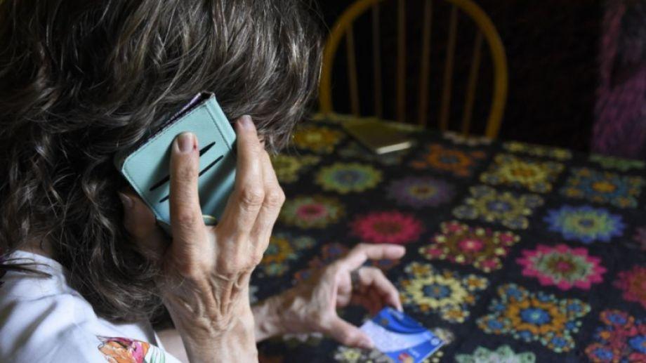Cada vez hay nuevas modalidades en las estafas telefónicas Foto Archivo:  Florencia Salto