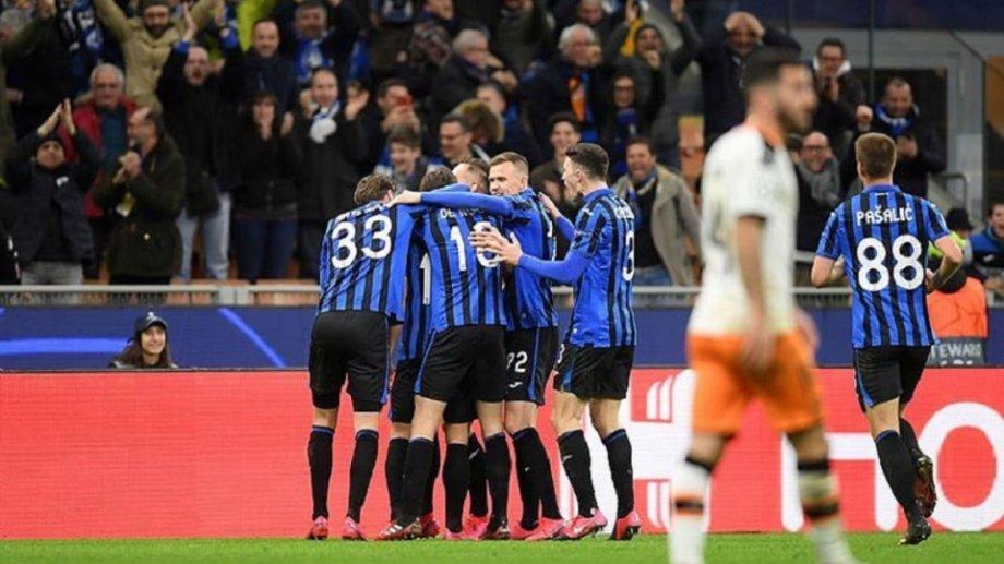 Atalanta - Valencia significó más que un partido de fútbol.