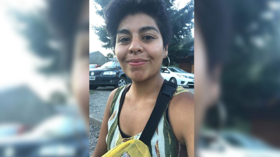 Tamara Solange Fernández   fue vista por última vez el 29 de febrero. Foto: Gentileza