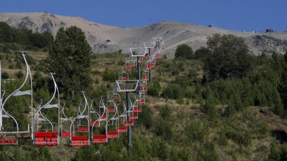 Desde el 17 de marzo, el cerro está cerrado. Foto: archivo
