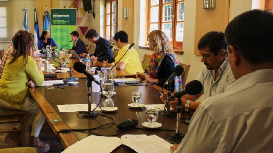 El Concejo, por unanimidad, amplió los poderes de Gennuso. Foto: gentileza