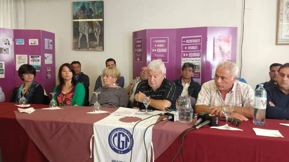 Piden la conformación de una mesa socioeconómica en Bariloche. Foto: gentileza