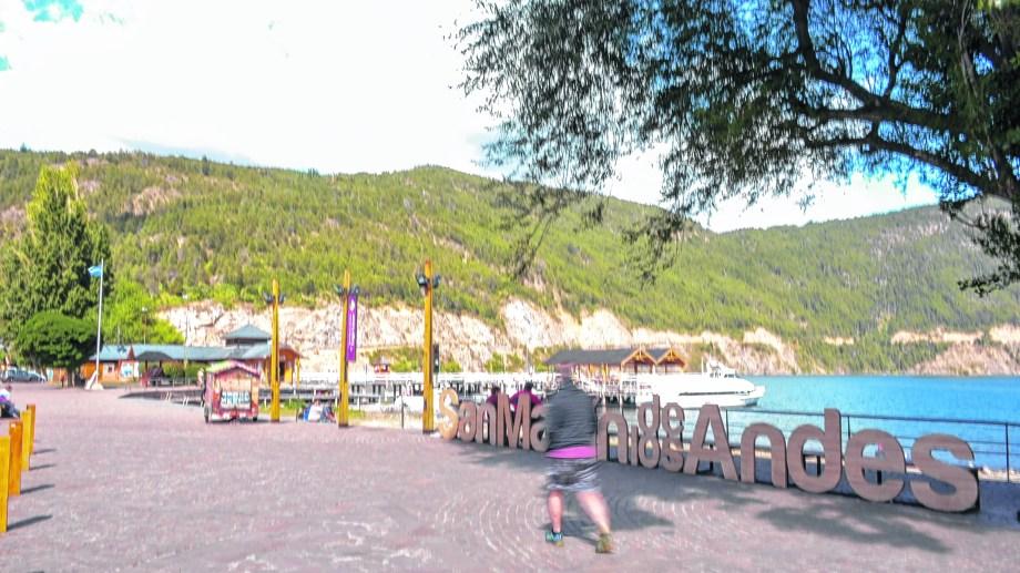San Martín es una de las localidades que espera un recuperación económica de la mano del turismo. (Foto: Patricio Rodríguez).