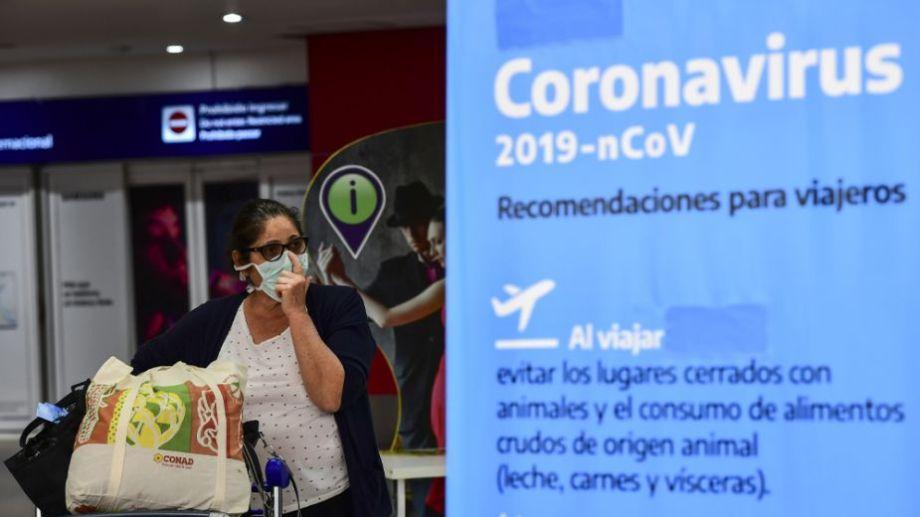 Las fronteras permanecerán cerradas, para evitar el ingreso de extranjeros y posibles contagios. Foto: gentileza.-