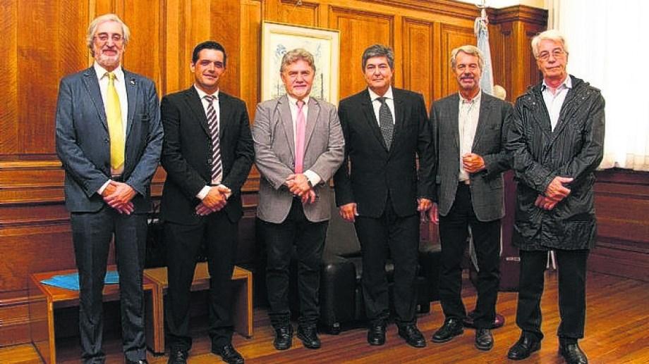La cartera que encabeza Sergio Lanziani debe lidiar en estos días con la crisis internacional del petróleo y el coronavirus.