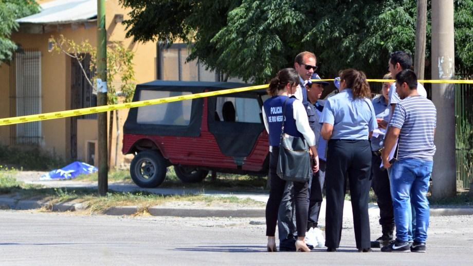 La Justicia tiene el resultado de las primeras pericias que avalan esa línea de investigación Fotos: Marcelo Ochoa.
