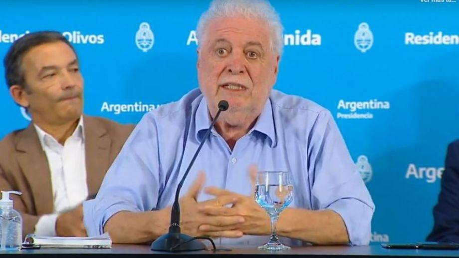 El ministro se opuso a la Confederación sudamericana.
