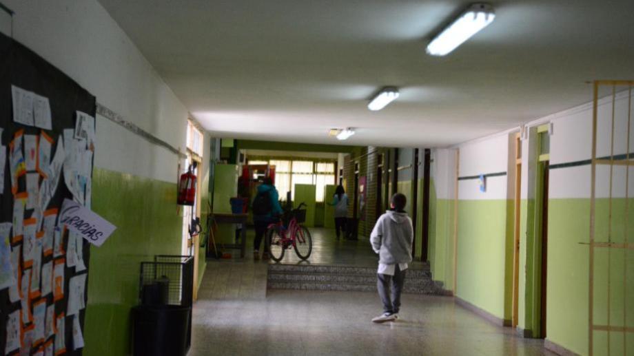 Las actividades escolares comenzaron este lunes en la provincia. Foto: archivo.-