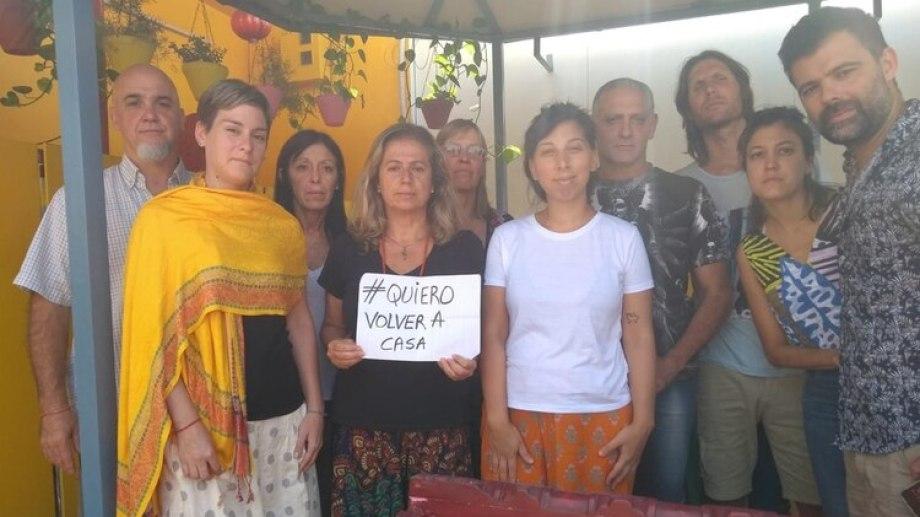 Hay cientos de argentinos varados en India, Nepal, y Tailandia. Foto: gentileza